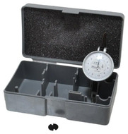 Interapid Test Indicator 312-3, Horizontal, 0.4mm Range, 38mm Dia., 0.002mm Graduation - 12-020-4