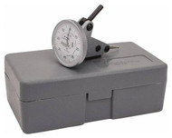 Interapid Test Indicator 312-1V, Vertical, 1.6mm Range, 38mm Dia., 0.01mm Graduation - 12-026-1