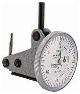 "Interapid Test Indicator 312B-1V, Vertical, 0.060"" Range, 1-1/2"" Dia., 0.0005"" Graduation - 12-011-3"