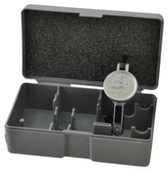 Interapid Test Indicator 312-4, Horizontal, 0.4mm Range, 30mm Dia., 0.002mm Graduation - 12-021-2