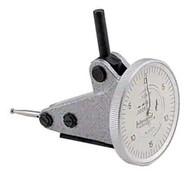 Interapid Test Indicator 312-2V, Vertical, 1.6mm Range, 30mm Dia., 0.01mm Graduation - 12-027-9