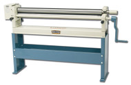 Baileigh Slip Roll Machine, 16ga x 50""
