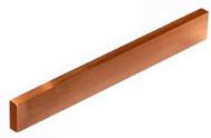 "Suburban 4-Way Steel Parallel #P-06025100, 6"" x 1/4"" x 1"" - 77-384-6"