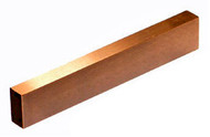 "Suburban 4-Way Steel Parallel #P-12100150, 12"" x 1"" x 1-1/2"" - 77-395-2"
