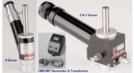 Titan Centering Microscopes
