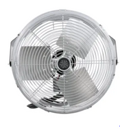 "TPI 18"" 1/8 HP Work Station Fan - TPIU18TE"