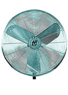 "TPI 30"" High Performance 1/3 HP Industrial Fan - TPIIHP30H"