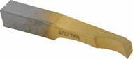 Trepanning Tool Cutter, Disc I, TiN coated - 80-156-3