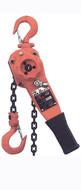 Vestil Lever Chain Hoist Disc Brake System