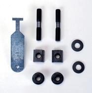 Teco Vise Mounting Kit For Kurt Type Anglock Vises - 90442