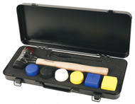 Wiha Split Head Mallet 10 Piece Set in Metal Box - 83295