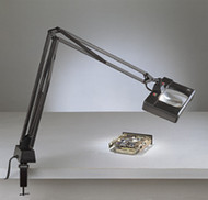 "Electrix 45"" Reach Wide View Illuminated Magnifier Clamp-On - 7450"
