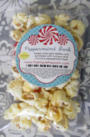 Peppermint Bark Popcorn Stocking Stuffer