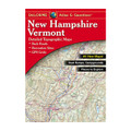 DeLorme Atlas & Gazetteer: New Hampshire/ Vermont
