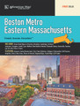Boston, MA Metro & Eastern MA Street Atlas