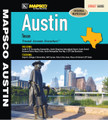 Austin Street Guide Mapsco new 2018