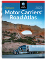 RAND McNALLY MOTOR CARRIERS DELUXE 2022