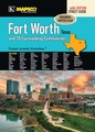 Mapsco Ft. Worth, Tx 45th edition 2020