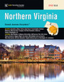 Virginia State Northern Street Atlas by ADC 2020 edition