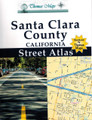 new custom 2014 santa clara st. atlas  100 books minium order cost 24.99 each