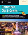 Baltimore City & County, MD Atlas by ADC 2021 EDITIONLARGER SIZE BY POPULAR DEMAND