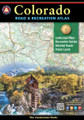 Colorado Road & Recreation Atlas/ Benchmark 2020 edition