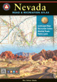 Nevada Road & Recreation Atlas/by Benchmark 2020 Eition