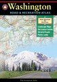 Washington Road & Recreation Atlas/ by Benchmark 2020 edition