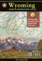 Benchmark Wyoming Road & Recreation Atlas 4th Edition 2020