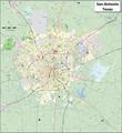 San Antonio - Major Arterial