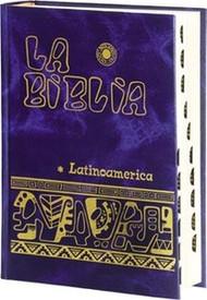 BIBLIA LATINOAMERICANA CON INDICES (BOLSILLO)