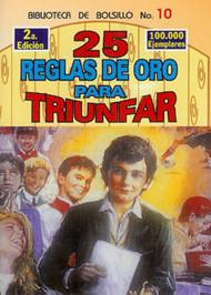 25 REGLAS DE ORO PARA TRIUNFAR