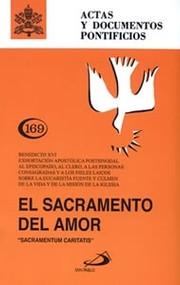 EL SACRAMENTO DEL AMOR #169