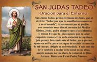 340.0002 CEDULA DE SAN JUDAS TADEO (ENFERMO)