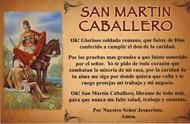 CEDULA DE SAN MARTIN CABALLERO