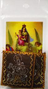 161.0022 Escapulario de la Virgen del Carmen Grande