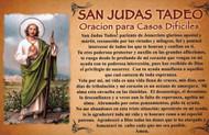 CEDULA DE SAN JUDAS TADEO (CASOS DIFICILES)