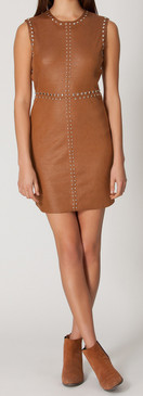 Studded Shift Dress