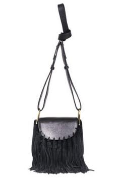 Fringed Handbag