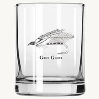 Grey Ghost Classic Fly Glass Jigger