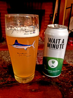 White Marlin Angler's Pint