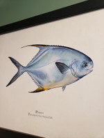 Original Painting - Permit
