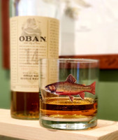 Brook Trout Rocks/Old Fashioned Glass