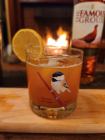 Chickadee Rocks/Old Fashioned Glass
