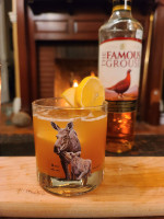Moose Rocks/Old Fashioned Glass