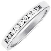 "R3550D, Nine diamonds 1/4cttw.   SI-1/2 ""GH"""