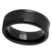 Cobalt Ring 8mm wide