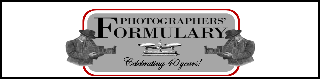 Photographers Formulary