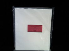 Crane's Cover 90 lb Natural White 100% Cotton Paper