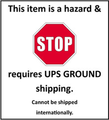 Ammonium Dichromate*(Class 5.1) (Bichromate)(GROUND UPS ONLY) Choose ups ground at checkout